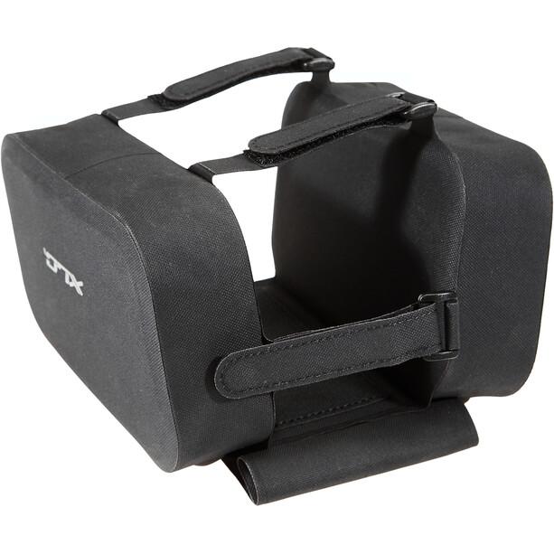XLC Rammepose med telefondeksel Svart