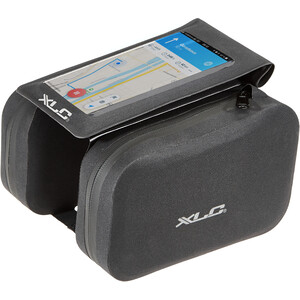 XLC Rammepose med telefondeksel Svart Svart