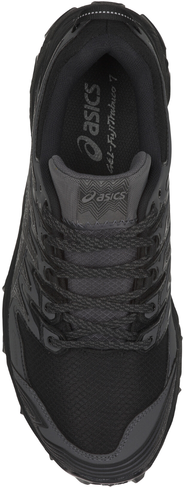 asics Gel FujiTrabuco 7 G TX Schuhe Herren blackdark grey