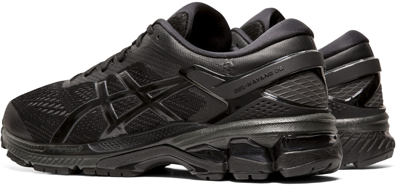 asics Gel Kayano 26 Shoes Men blackblack
