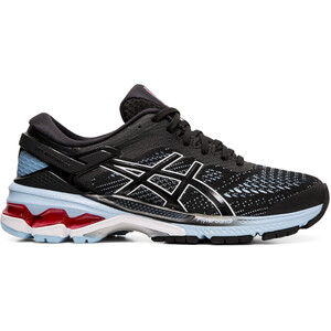 asics Gel-Kayano 26 Schuhe Damen black/heritage blue black/heritage blue