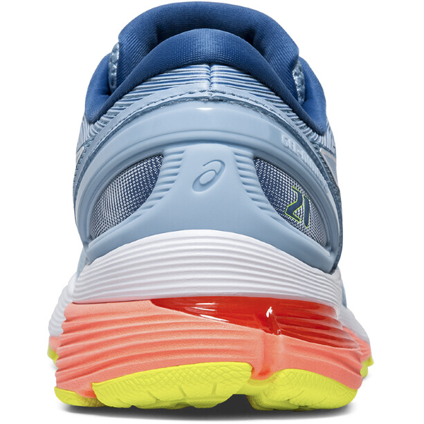 asics Gel-Nimbus 21 Schuhe Damen heritage blue/lake drive