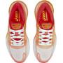 asics Gel-Nimbus 21 Schuhe Damen white/sun coral