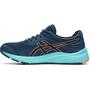 asics Gel-Pulse 11 G-TX Schuhe Damen mako blue/sun coral