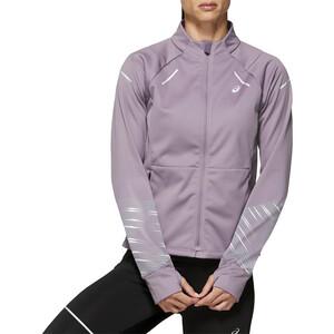 asics Lite-Show 2 Winter Jacket Women lavender grey lavender grey