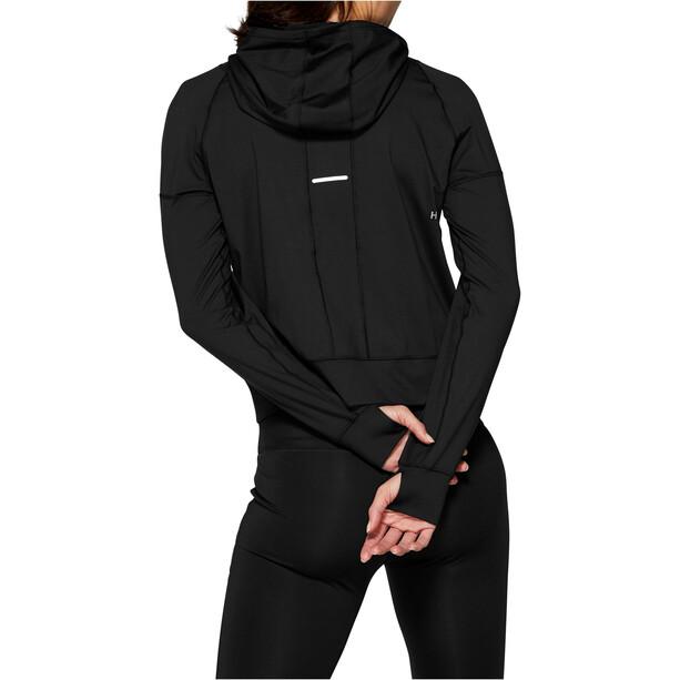 asics Thermopolis Half-Zip Langarmhoodie Damen performance black