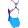Zoggs Enchanted Rowleeback Badeanzug Mädchen bunt