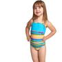 Zoggs Rainbow Classicback Badeanzug Mädchen multi