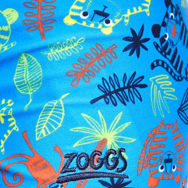 Zoggs Tiger Party Hip Racer Jungen blue
