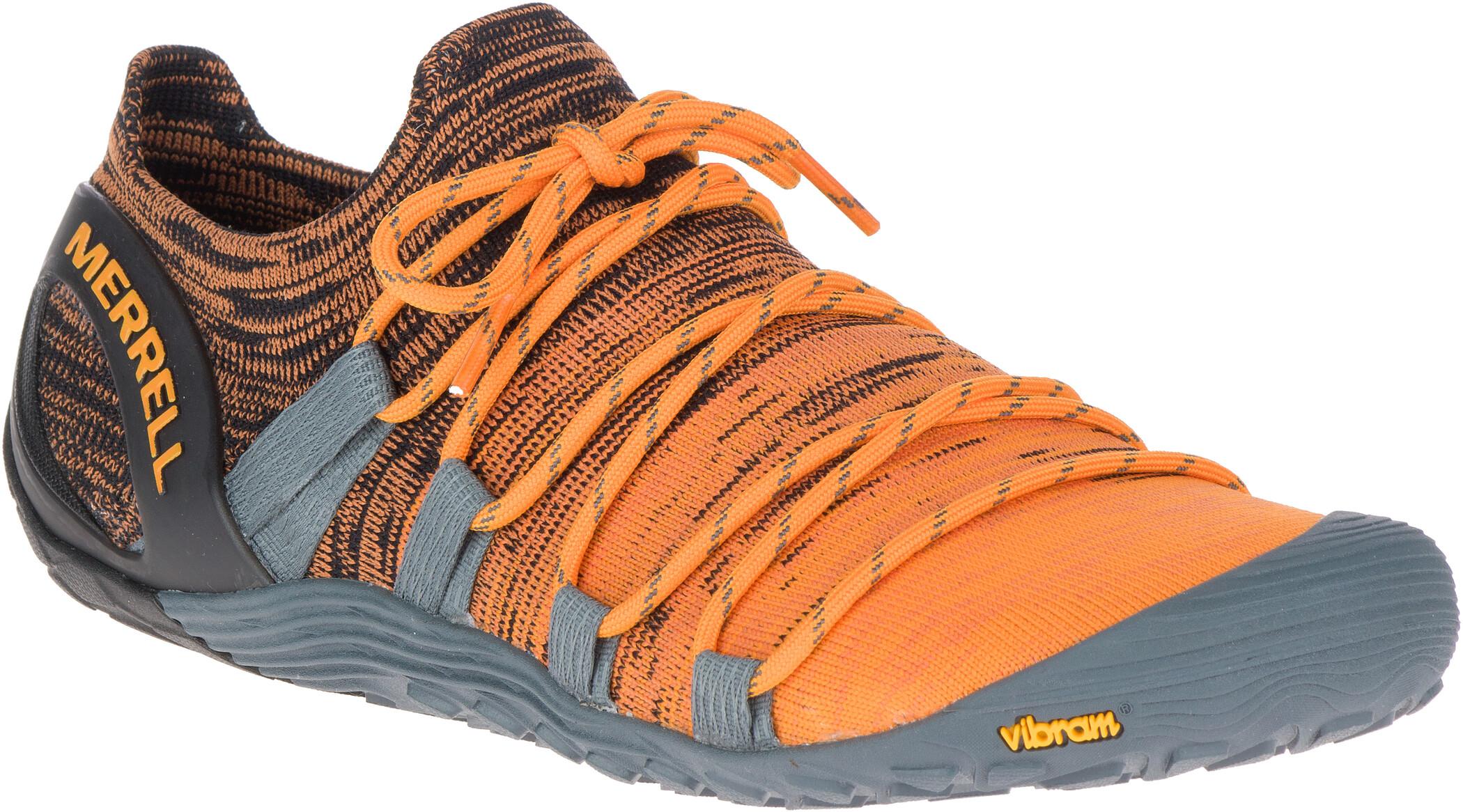 Merrell Vapor Glove 4 Shoes Herr orangeblack
