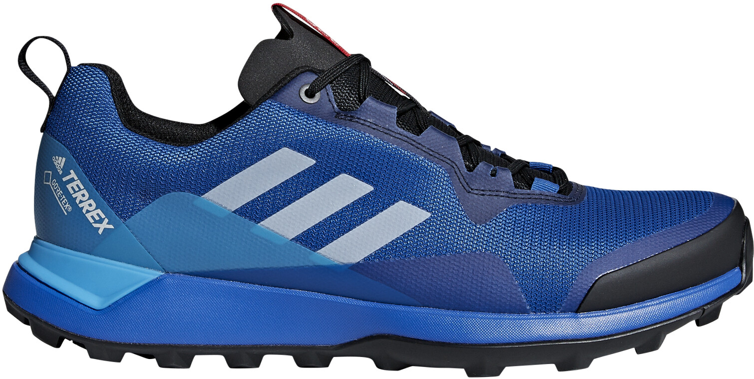 adidas Männer Terrex CMTK GTX Trail Running Schuh grey