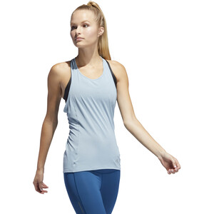 adidas Supernova Tank Top Damen ash grey ash grey