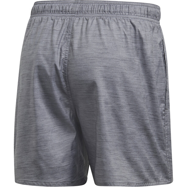 adidas Badge of Sport Melange SL Shorts Herren grey six