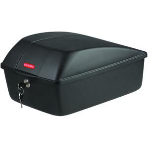 KlickFix Bike Box 12l para GTA, negro negro