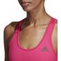 adidas Don't Rest Alphaskin Sport BH Damen real magenta
