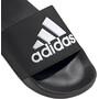 adidas Adilette Shower Slipper Logo Herren core black/footwear White/core black