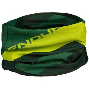 Endura SingleTrack Tour de cou multifonction, vert/jaune vert/jaune