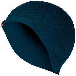 Endura BaaBaa II Bonnet en mérinos Homme, bleu bleu