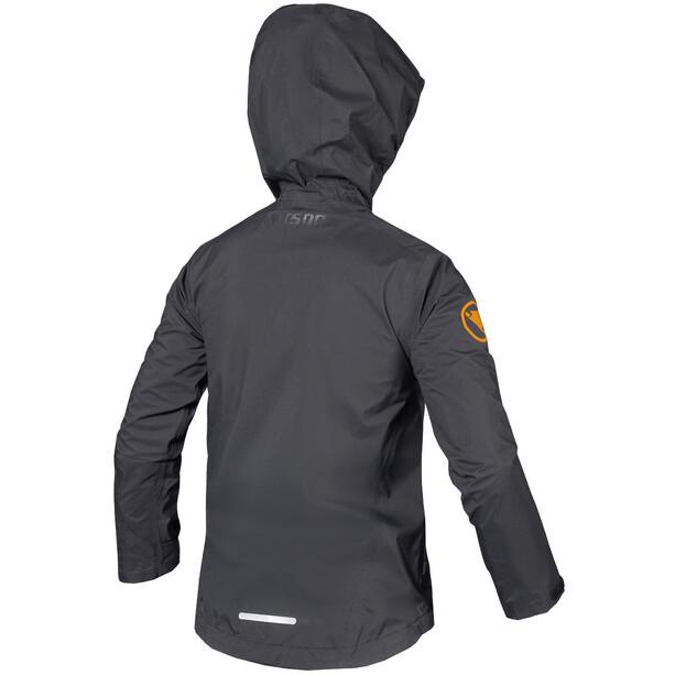 Endura MT500 Waterproof Jacket Kids grey