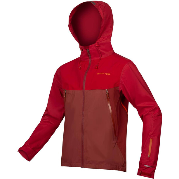 Endura MT500 Jacket Herr cocoa