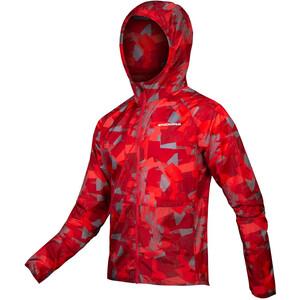 Endura SingleTrack DuraJak Takki Miehet, punainen punainen