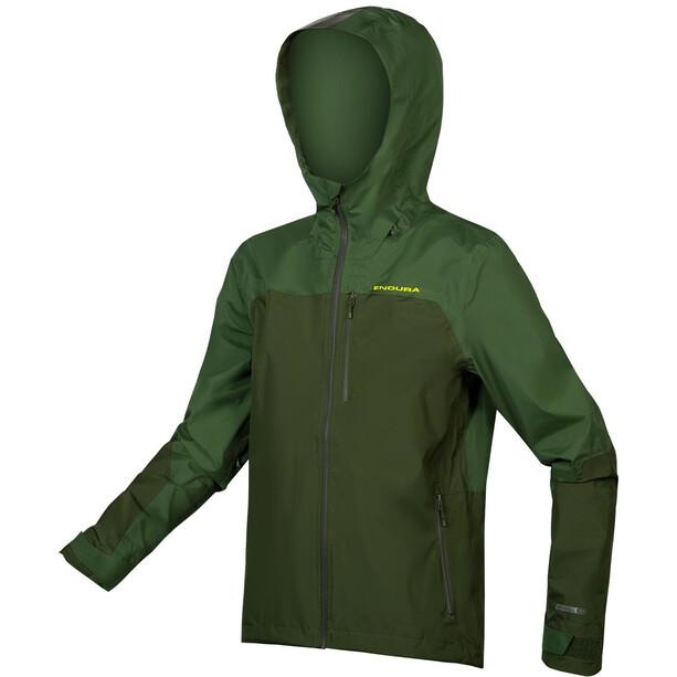 Endura SingleTrack Jacke Herren green