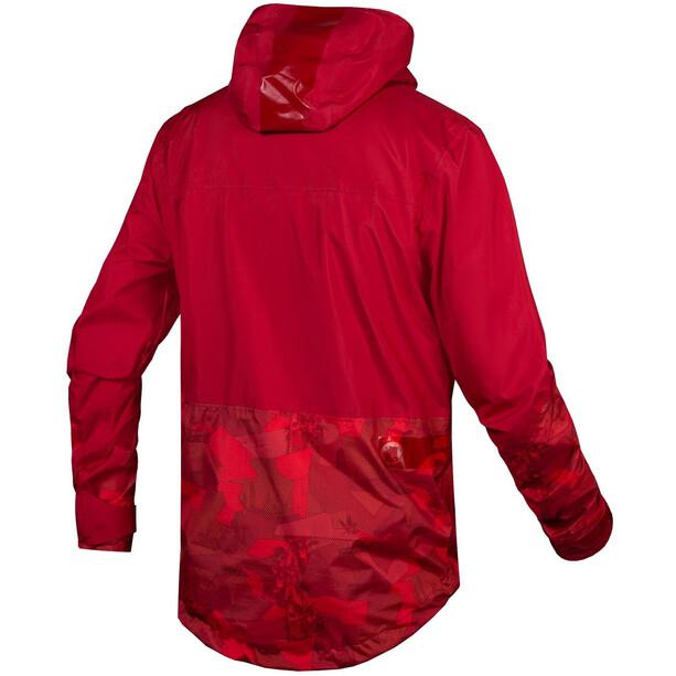 Endura SingleTrack Jacke Herren rust red