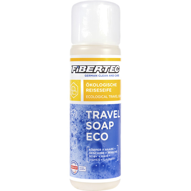 Fibertec Travel Soap Eco 250ml