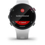 Garmin Forerunner 45S GPS Smartuhr black/white