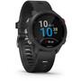 Garmin Forerunner 245 Music GPS Smartuhr black/red