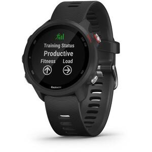 Garmin Forerunner 245 Music GPS Smartuhr black/red black/red