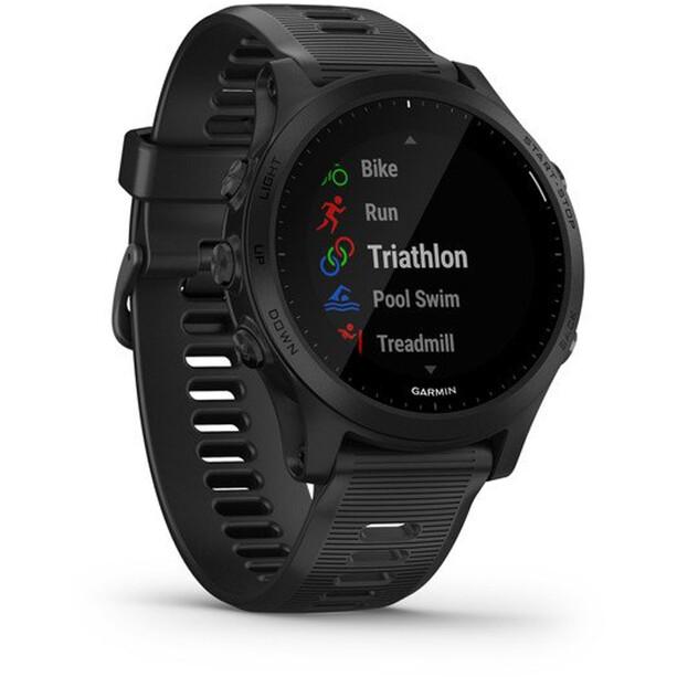 Garmin Forerunner 945 GPS Smartuhr black