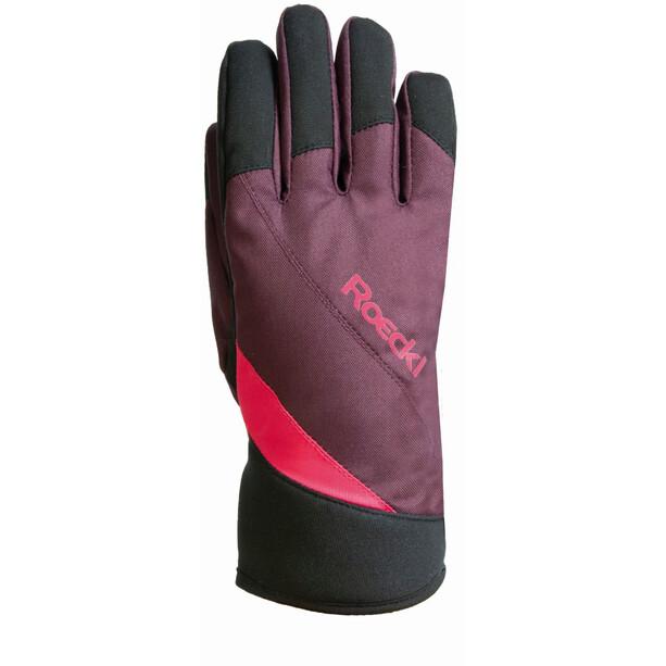 Roeckl Aspen Gloves Barn berry