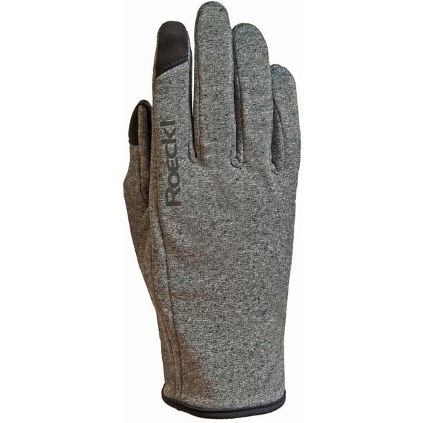 Roeckl Konstanz Handschuhe anthracite melange