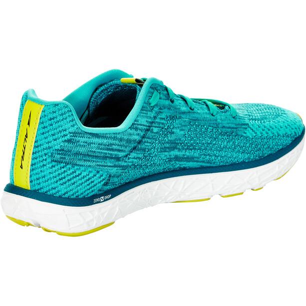 Altra Escalante 2 Laufschuhe Damen blau/gelb