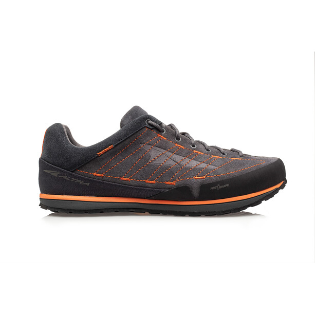 Altra Grafton Schuhe Herren black/orange