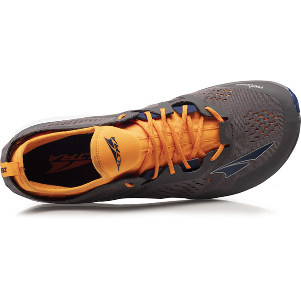 Altra Kayenta Running Shoes Herr gray/orange