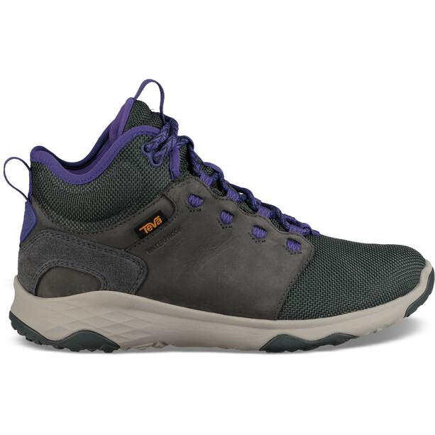 Teva Arrowood Venture WP Mid Shoes Dam darkest spruce