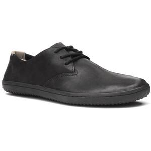 Vivobarefoot Ra II Chaussures en cuir Homme, noir noir