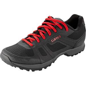 Giro Gauge 19 Shoes Men ブラック/ブライト レッド