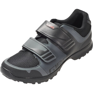 Giro Berm 19 Shoes Men ダーク シャドー/ブラック