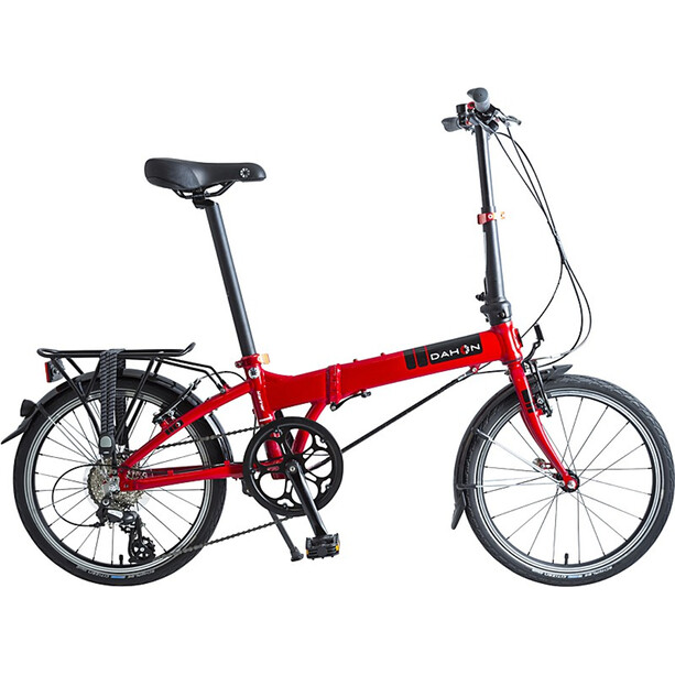 "DAHON Mariner D8 20"" red"