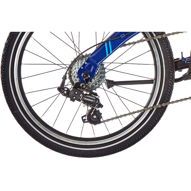 """DAHON Vybe D7 20"""" blue"""