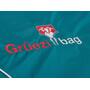 Grüezi-Bag Biopod Wool Goas Comfort Schlafsack dark petrol