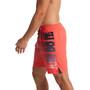 "Nike Swim JDI Vital 7"" Volley Shorts Herr ember glow"