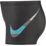 Nike Swim Mash Up Square Leg Jungen black