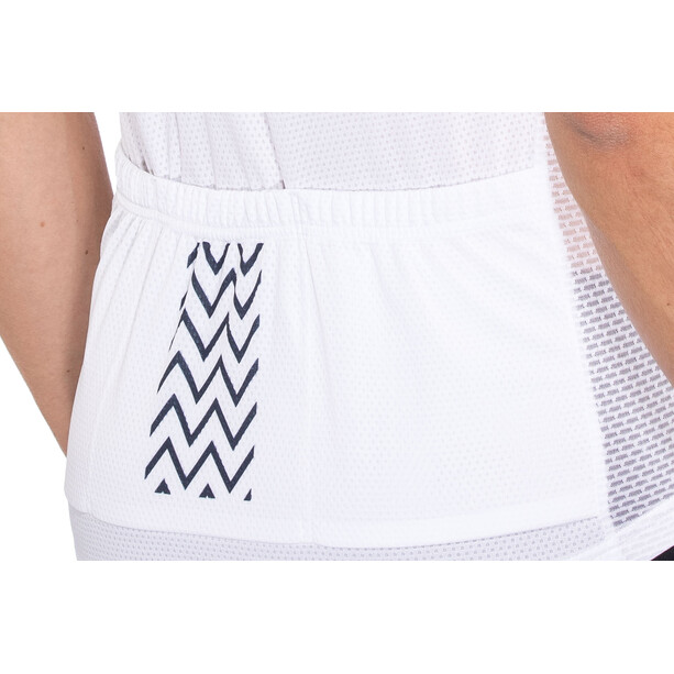 VOTEC Block Pattern Trikot Herren navy-white