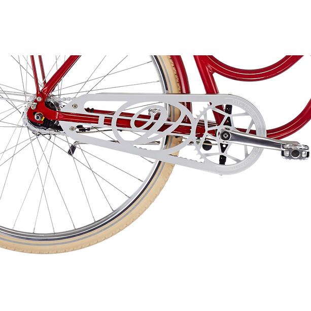 Viva Bikes Emilia Classic Damen dark red