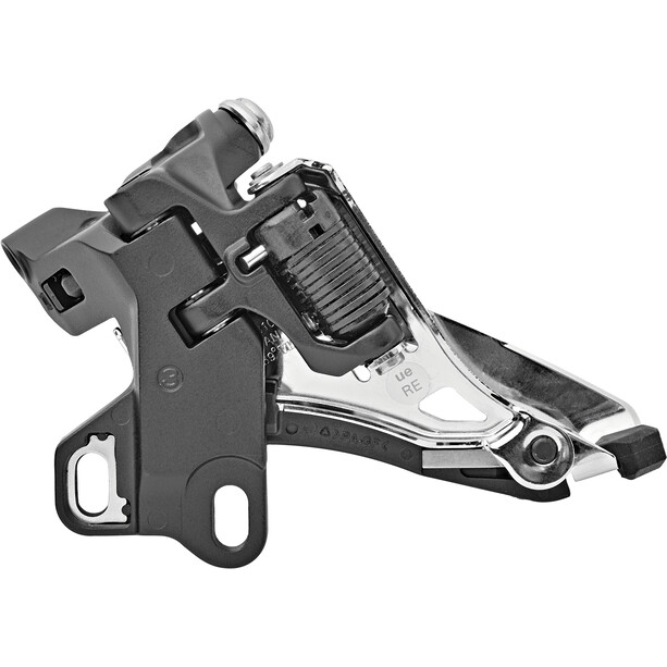Shimano Deore XT FD-M8100 Umwerfer 2x12 Side Swing Low Direct Mount Front-Pull black