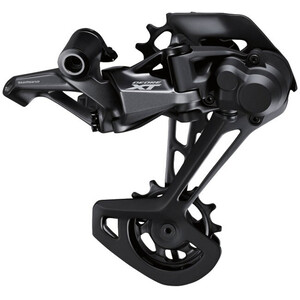Shimano Deore XT RD-M8100 Rear Derailleur 12-speed Direct Mount Long black black